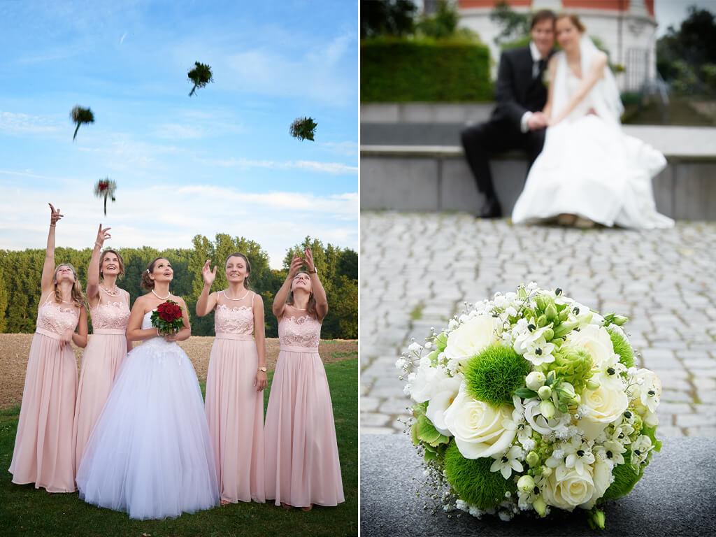 Hochzeitsshooting Junggesellinnen Shooting Fotoshootings Hosenfeldt
