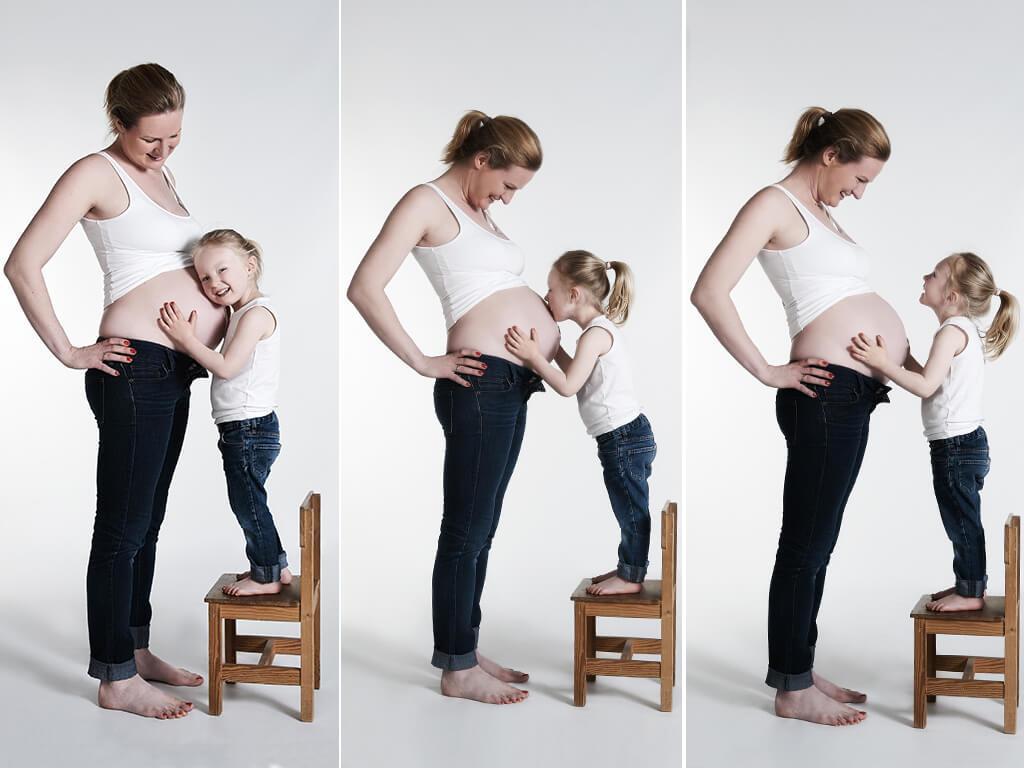 Babybauch Fotografie kind familie hosenfeldt wuppertal