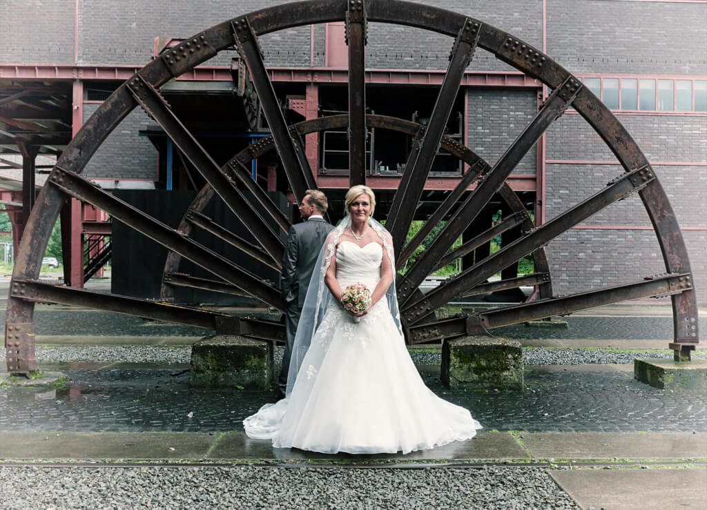 Brautfotoshooting Hochzeitsfotografie Fotostudio Wuppertal