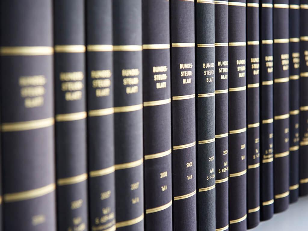 Gesetzesbücher Fotostudio Hosenfeldt Wuppertal