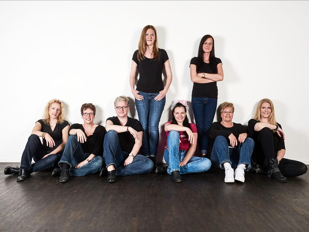 Freundinnen Fotoshooting Wuppertal