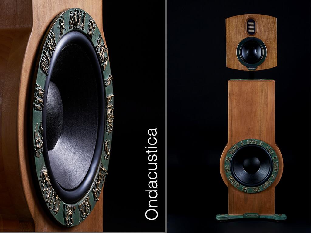 Ondacustica Lausprecherbox Fotostudio Hosenfeldt