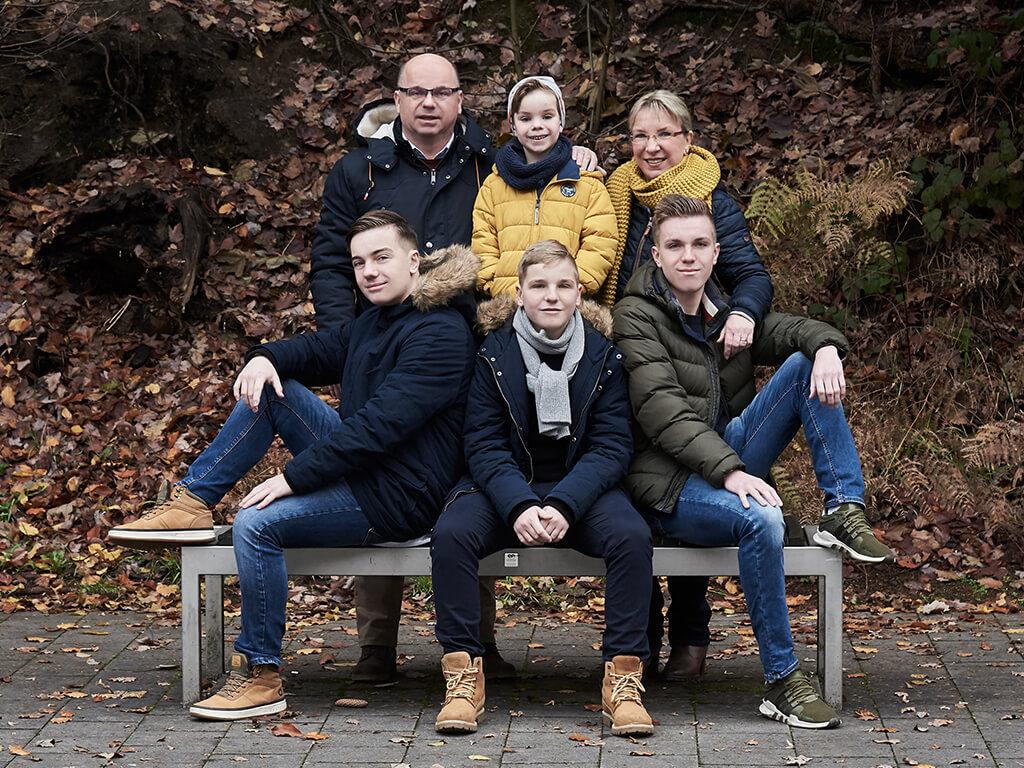 Familie Fotostudio Hosenfeldt Wuppertal